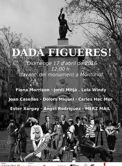 Dia Internacional de l'art. Dadà Figueres!!