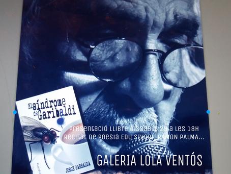 """""""El síndrome de Garibaldi""""de Jorge Garralda"""