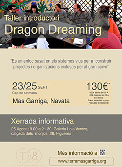 Tallers Dragon Dreaming