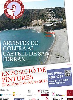 EXPOSICIÓ ARTISTES DE COLERA
