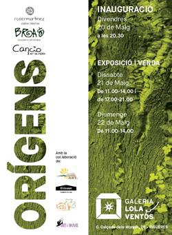 """Inauguració de l'Exposició """"Orígens"""""""