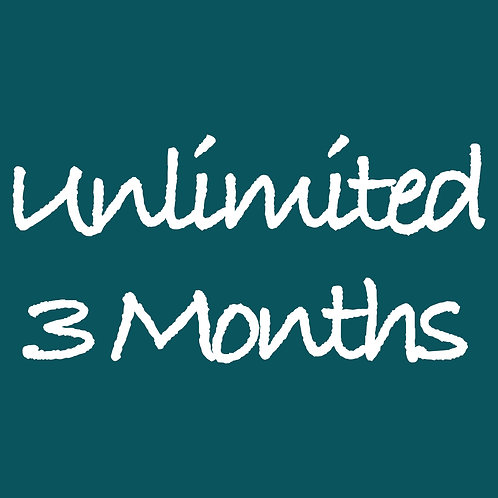 Unlimited - 3 Months