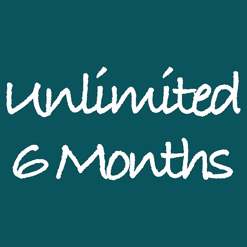 Unlimited - 6 Months