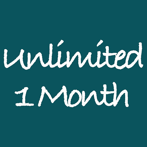 Unlimited - 1 Month