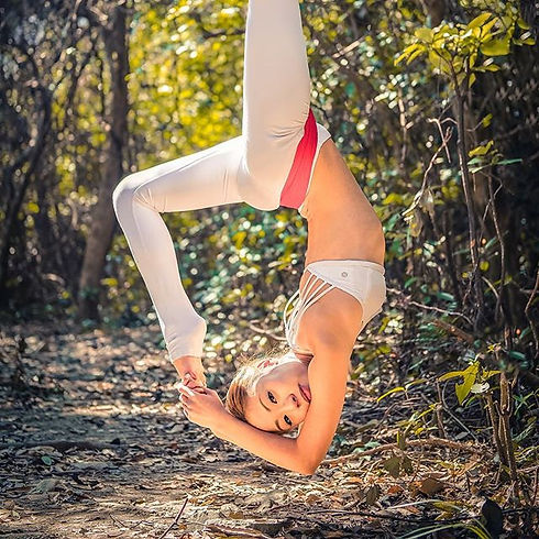Don't practice yoga to get better at yoga, practice yoga to get better at living.jpg Spread the posi