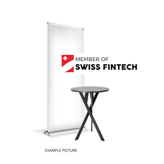 SWISS FINTECH Members: ConventionPoint Booth