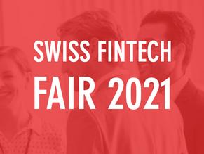 Swiss Fintech Fair 2021 | #backtogether21