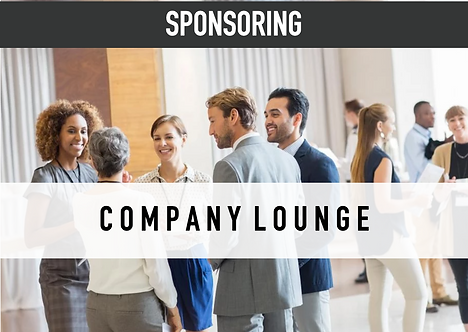 Sponsoring - Company Lounge