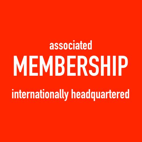 MEMBERSHIP (internationally headquartered)