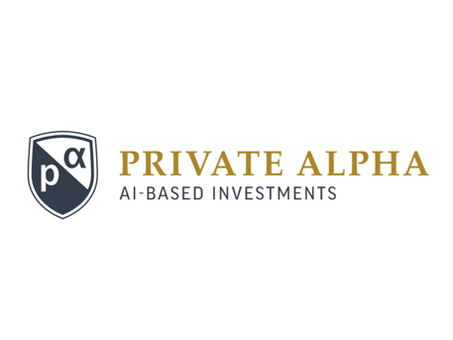Private Alpha Switzerland AG with booth and Pitch at the Swiss Fintech Fair 2019