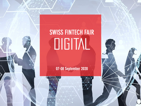 Swiss Fintech Fair DIGITAL 2020