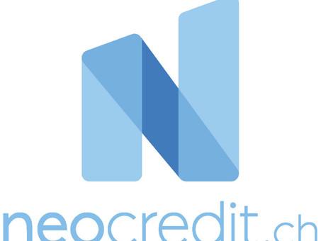 Neocredit.ch launching during Swiss Fintech Fair 2019