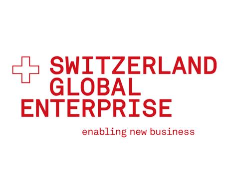 Switzerland Global Enterprise at Swiss Fintech Fair 2019