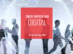 UBS  wird Hauptpartnerin der Swiss Fintech Fair DIGITAL