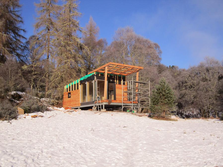 Cabins near Lairg