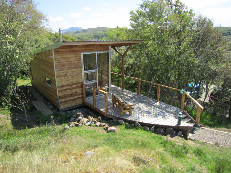Tiny House near Lochinver