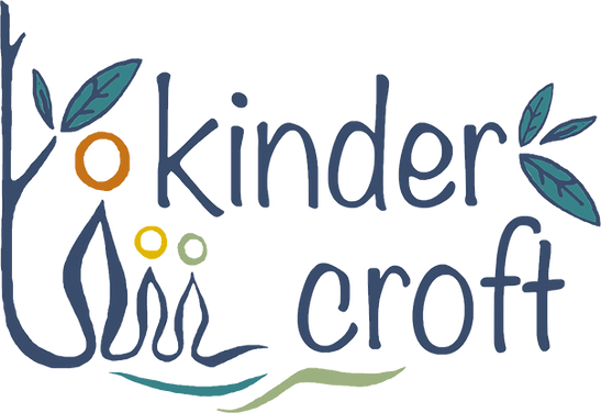 Kindercroft outdoor children's nursery built by North Woods logo