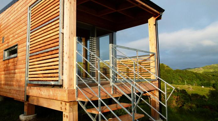 Cabin near Lochinver
