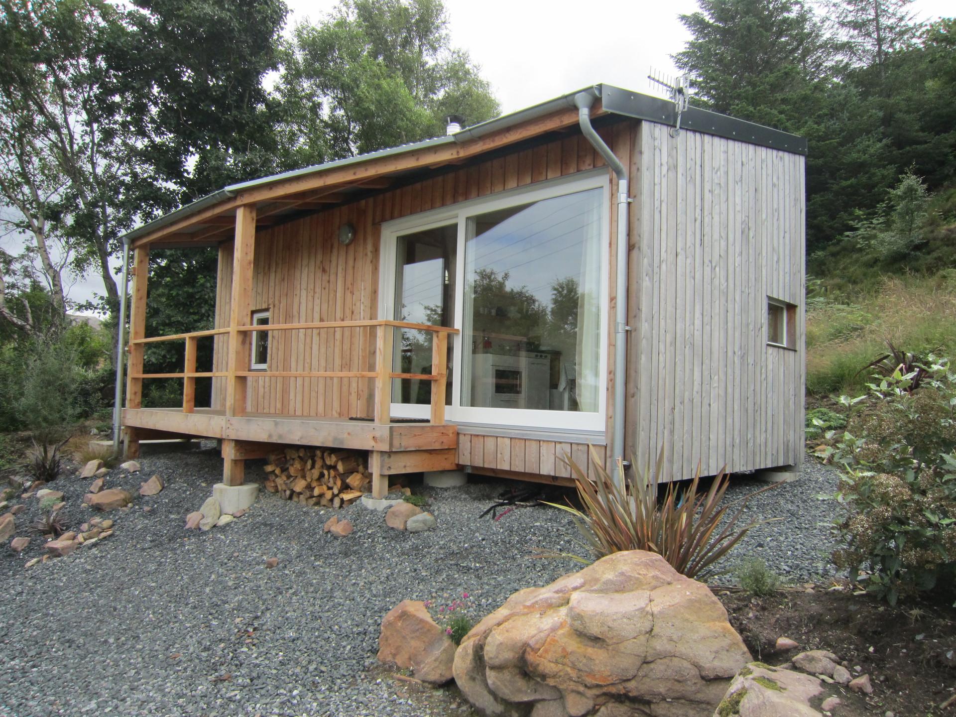 Cabin near Gairloch