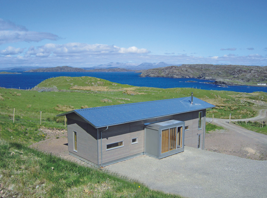 House near Lochinver