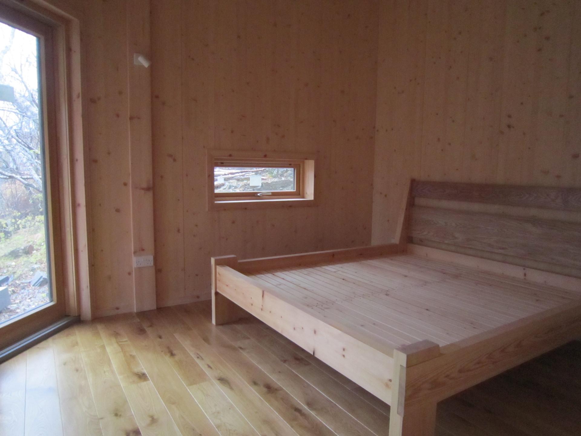 Native hardwood furniture