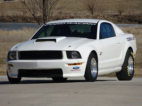 2008 COBRA JET DRAG CAR
