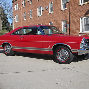 1967 Galaxie XL R-Code