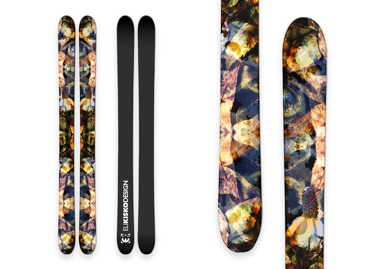 Critter Cruiser Skis