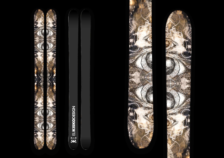 Mindwash Skis