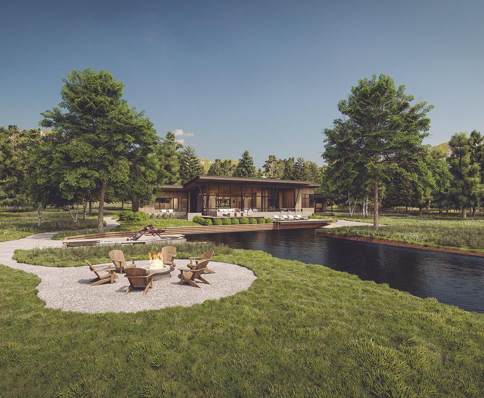 HEBGEN LAKE CAMP