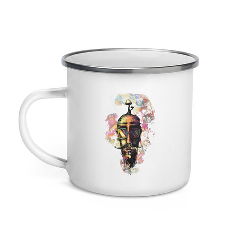 Dazed - Enamel Mug