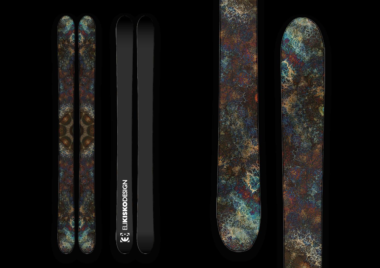 Zen Surfer Skis