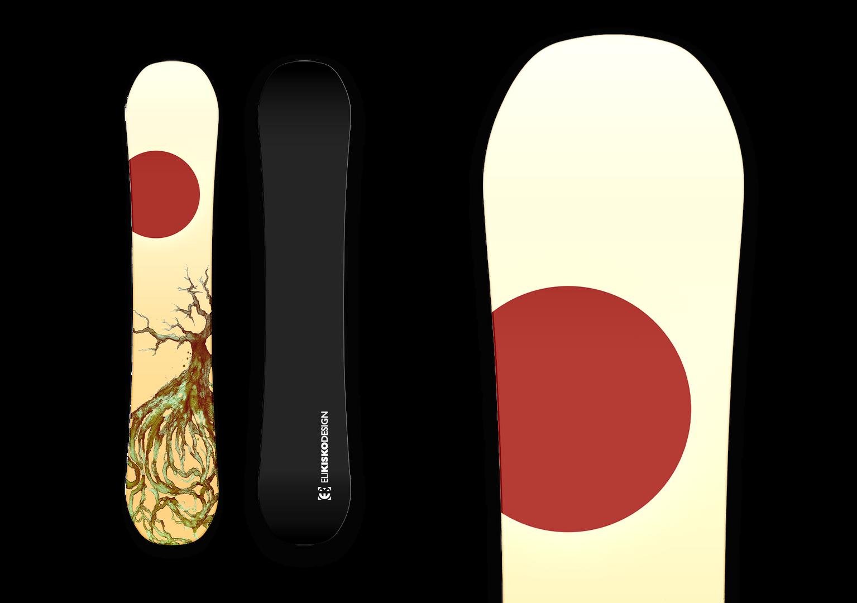 Coffee Tree Board