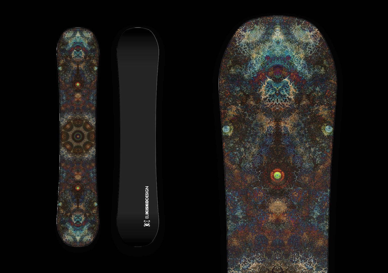 Zen Surfer Board