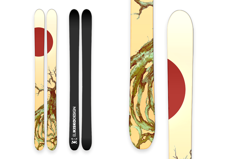 Coffee Tree Skis