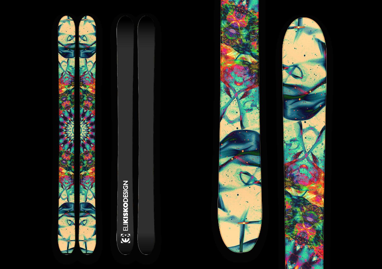 Elemental Skis
