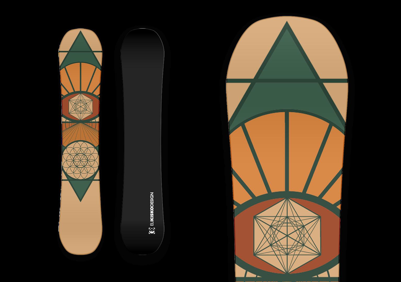Sacred Geometry Board