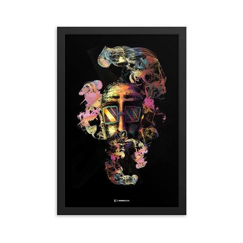 Dazed - Framed poster