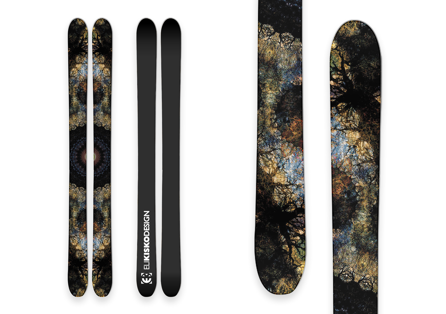 The Void Skis