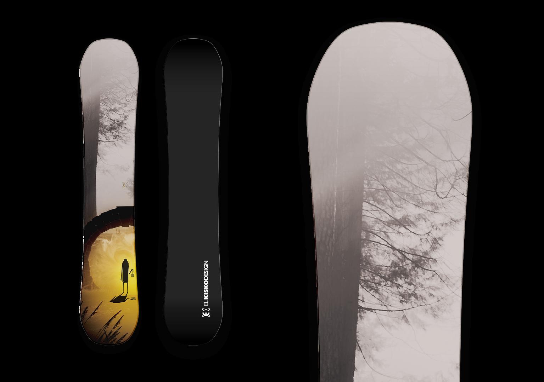 Mountain Portal Board