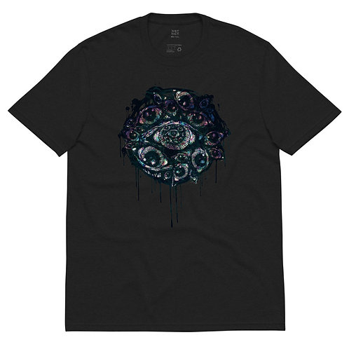 Look Inside - Recycled T-shirt