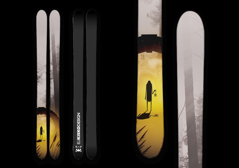 Mountain Portal Skis