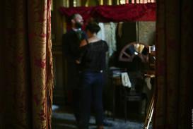 La séance - Edouard de La Poëze