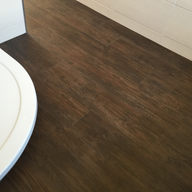 loose lay LVT, Fitted for Mid Sussex Bathrooms, in Greenhill Way, Haywards Heath