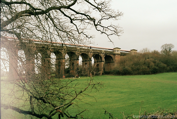 Balcombe, ouze vally viaduct. Owens & Sons Carpets, Sussex 2016