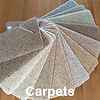 Carpet sample Ardingly button