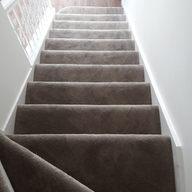 Soft Touch Amber Carpet fitted by Owens & Sons Carpets, Burgess Hill, West Sussex