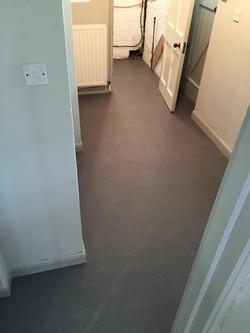Black Vinyl Flooring, Sussex