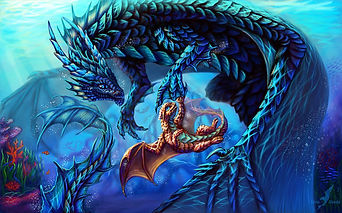 Dragons de l'Eau