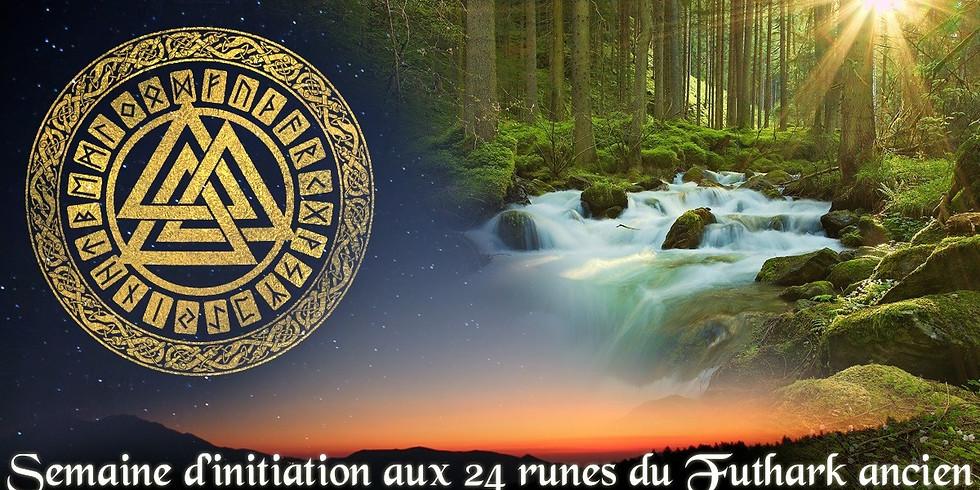 Stage d'initiation aux 24 Runes